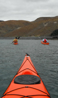 red seas kayaks Fuerteventura