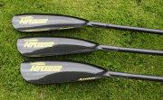 Shiny new paddles