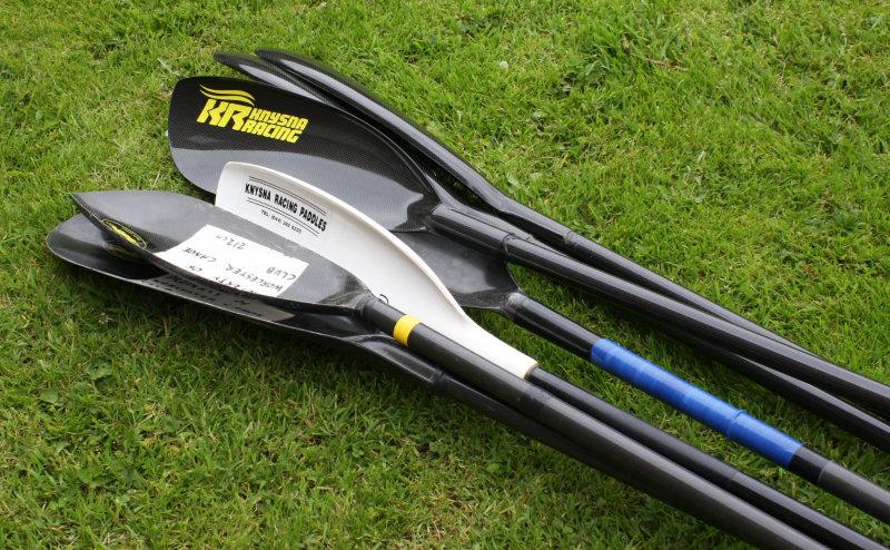 Knysa Kayak Racing Paddles