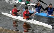 canoe marathon K2