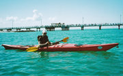 Sea Kayak off Florida Coast