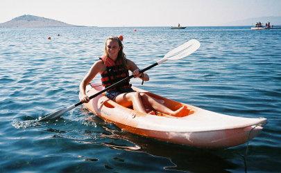 Single Sit on Top Kayak