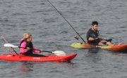 Kayak Fishing from Sit on Top Kayaks