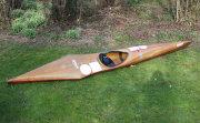 White Water Racing Kayak